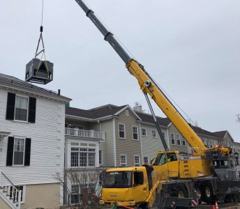 Chiller Replacement – Nonprofit Senior Living Community