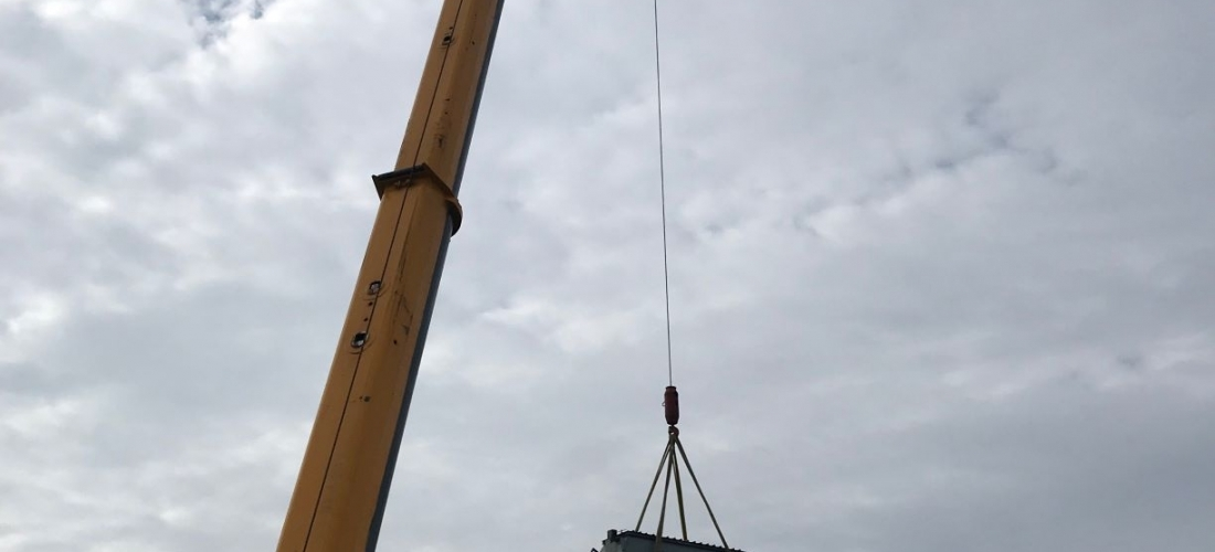 Cooling Tower Replacement in Charlestown